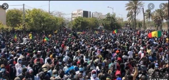 """Cheikh Bamba Dièye: """"La suspension des marches pacifiques dépendra de ce que le chef dira ce soir"""""""