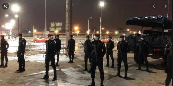 Le couvre-feu passe de minuit à 5 heures du matin