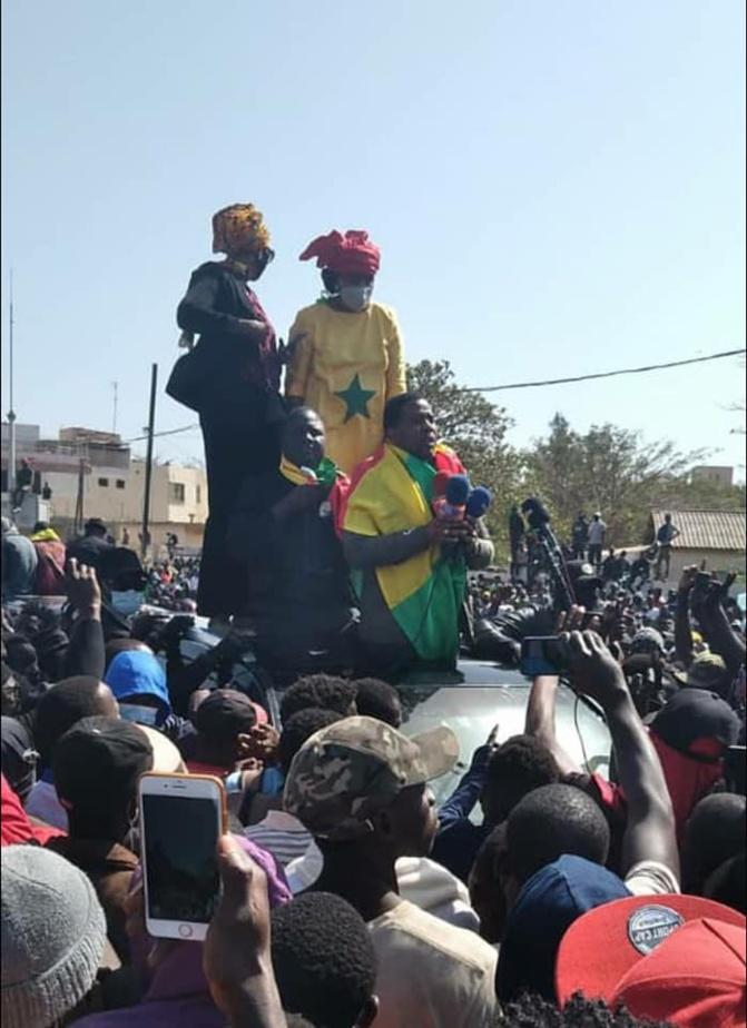 RIVALITE DANS L'OPPOSITION : Des opposants découragés par la libération de Ousmane Sonko