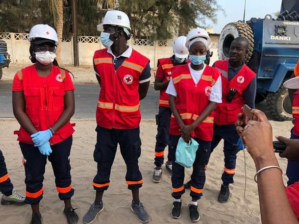 Manifestations à travers le Sénégal: La Croix Rouge a dénombré 590 blessés et 10 décès