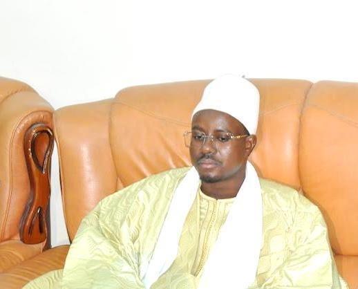 Condoléances : Serigne Bass Abdou Khadre Mbacké chez la famille du défunt Grand Serigne de Dakar