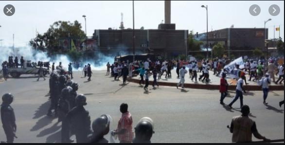 Manifestations au Sénégal: Me Khoureychi Bâ regrette le point du crépuscule des libertés