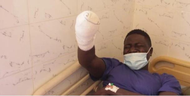 Arrêté ce matin: Cheikh Diouf finalement placé en garde-à-vue au Pavillon spécial
