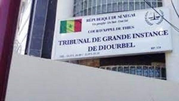 Incendie d'une partie du TGI de Diourbel: Les audiences renvoyées à une date ultérieure, la RADDHO indignée