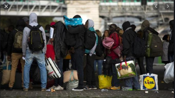 Espagne : 204 migrants sénégalais rapatriés arrivent à Dakar, ce mercredi