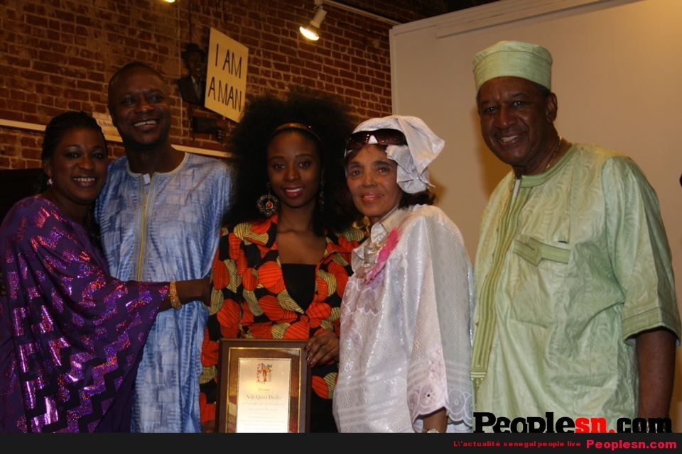 Adiouza rentre avec un prix du Festival de Memphis