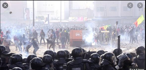 Suite aux manifestations: Le Chef de l'Etat appelle au calme et, à la sérénité