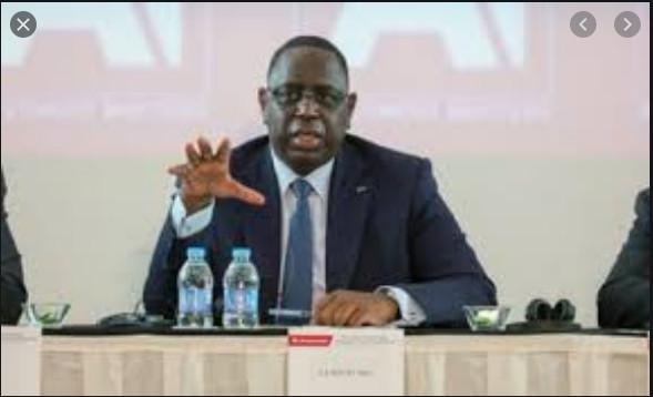 Relance de l'économie nationale: Macky Sall promet une réorientation des priorités autour de la Jeunesse
