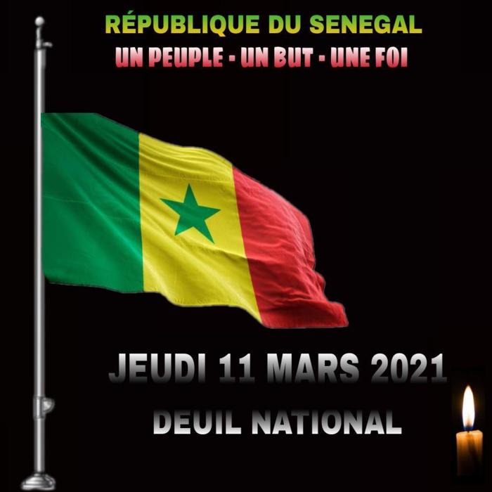 Journée de deuil national ce jeudi: Macky Sall coupe l'herbe sous le pied de l'opposition