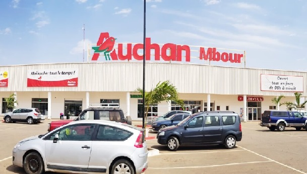 Apaisement du climat sociopolitique: Auchan Mbour reprend service
