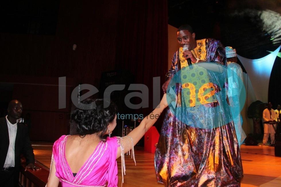 Photos exclusives de l'anniversaire de Waly Seck: L'argent a encore coulé à flots au Grand Théâtre