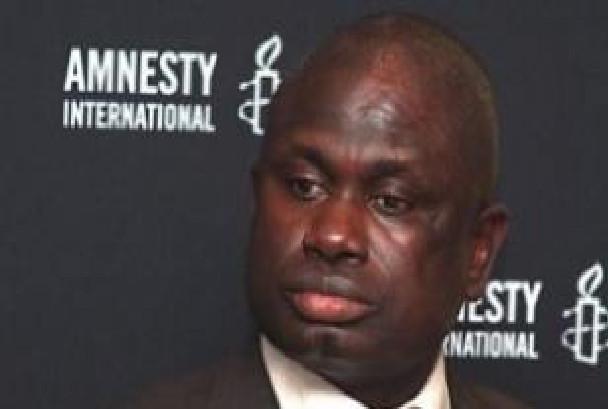 Seydi Gassama, Amnesty International/Sénégal : « La jeunesse n'a plus confiance en la justice de ce pays »