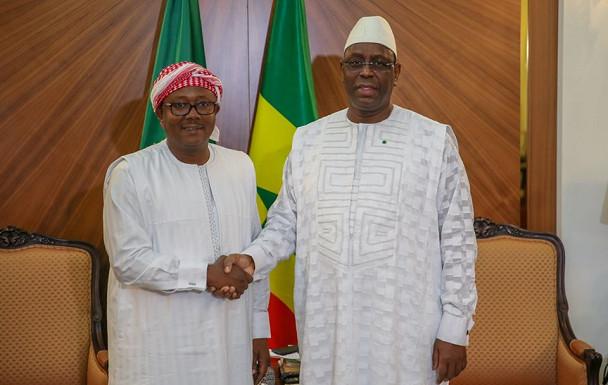 Visite de condoléances et de soutien: Après Adama Barrow, le président bissau-guinéen à Dakar