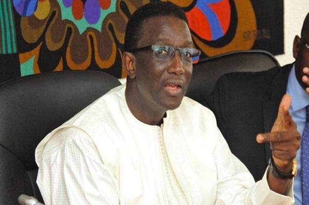 Fin du silence et de la discrétion: L'ex ministre Amadou Bâ reprend ses activités politiques