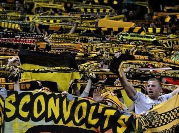 C1: 8000 supporters du Borussia attendus à Bernabeu