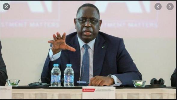 Sénégal/ Apaisement de la tension sociale: La sortie du Président Sall magnifiée