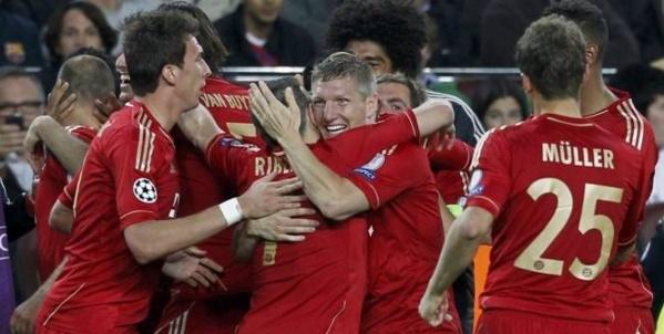 Le Bayern régale encore