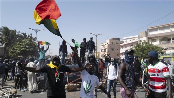 """Mamadou, frère de Cheikhouna Ndiaye, mort dans les manifs: """"Il n'a pas été tué par la police, il a été poignardé"""""""