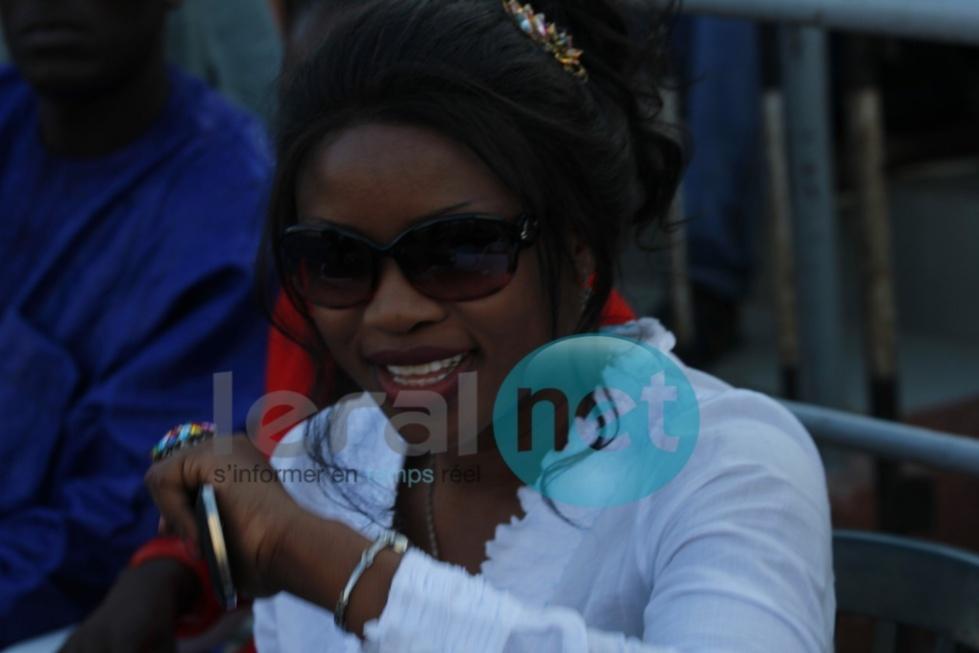 Adja Bitèye s'éclate à Sen Tv