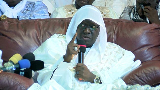 Appel des Layènes: Le Khalife général condamne les violences notées à Dakar et d'ailleurs