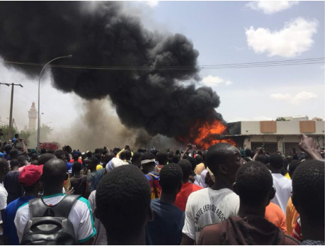 Incendie au foirail de Sicap Mbao : Près de 6 millions FCfa emportés par les flammes