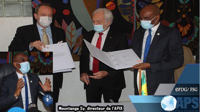 Autoroute de l'Avenir: Mountaga Sy, DG Apix, évoque les perspectives issues de la renégociation