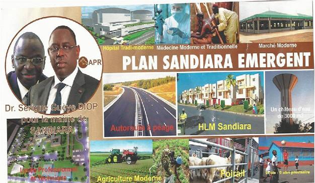 Infrastructures modernes: Sandiara veut bâtir un hub médical à court terme