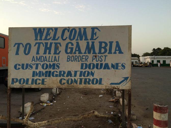 Gambie: Des Sénégalais de Sanyang fuient vers Batokunku