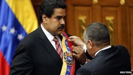 Le nouveau président du Venezuela, Nicolas Maduro, accuse l'opposition de vouloir imposer un projet totalitaire