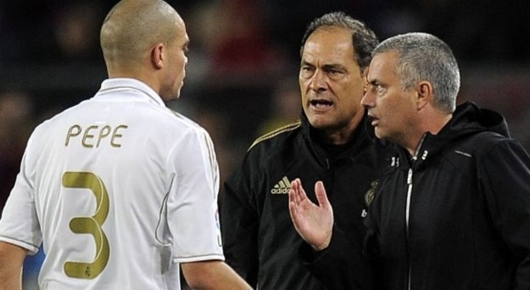 Pepe demande à Mourinho plus de respect pour Casillas