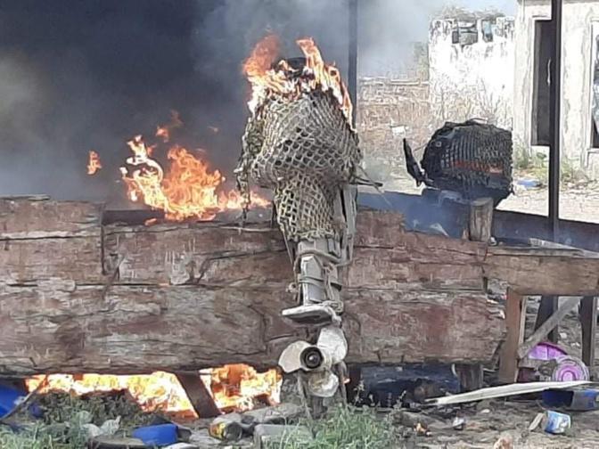 Sénégal : Chasse à l'homme à Gunjur, les pêcheurs sénégalais perdent leurs biens et se réfugient à Kafountine
