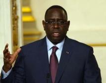 [Audio] Levée des couleurs au Palais de la République : Macky Sall invite les Sénégalais à retourner à la terre