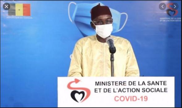 Covid-19: Le Sénégal enregistre 3 nouveaux décès, 33 cas graves et 87 tests positifs