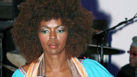 Lauryn Hill des Fugees condamnée à trois mois de prison