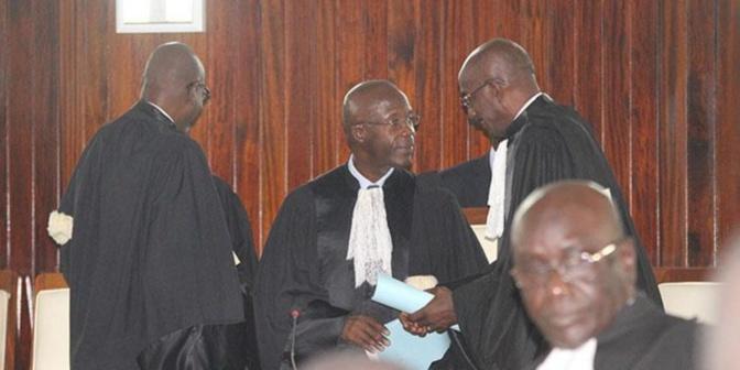 Le 25 juin 2021, deux membres devront obligatoirement quitter le Conseil constitutionnel