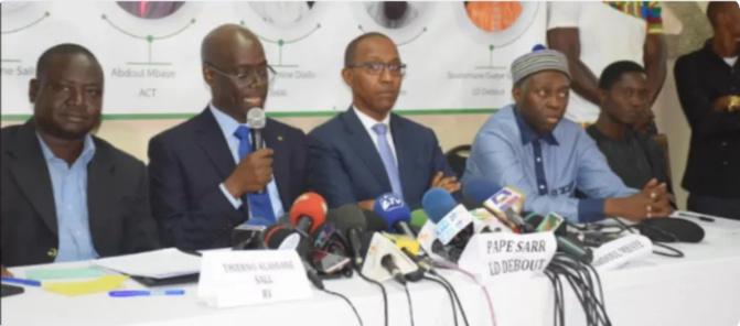 Rencontre entre les émissaires du Khalife général des mourides et le Frn : Les doléances de l'opposition exposées à Macky Sall