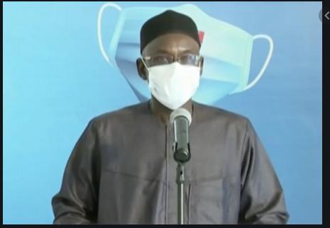 Covid-19: Le Sénégal enregistre 178 nouveaux cas, 3 décès et 31 cas graves en réanimation