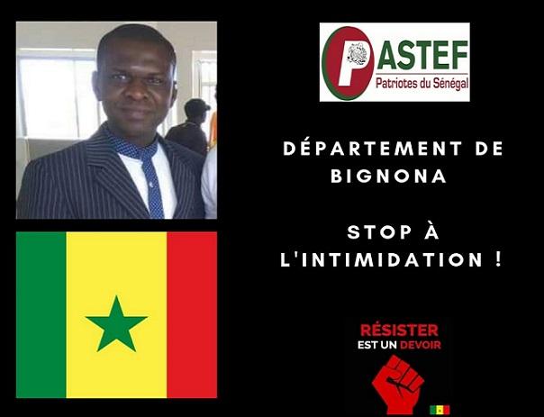 Bignona: Libération des militants de Pastef arrêtés lors des manifestations
