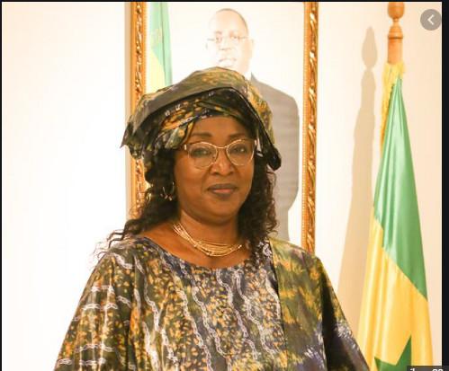 Diplomatie: Madame Ndèye Tické Ndiaye Diop nommée Ambassadeur extraordinaire et plénipotentiaire de la République du Sénégal au Brésil