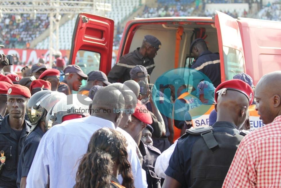 [Photos] Garga Mbossé mis Ko par une pierre
