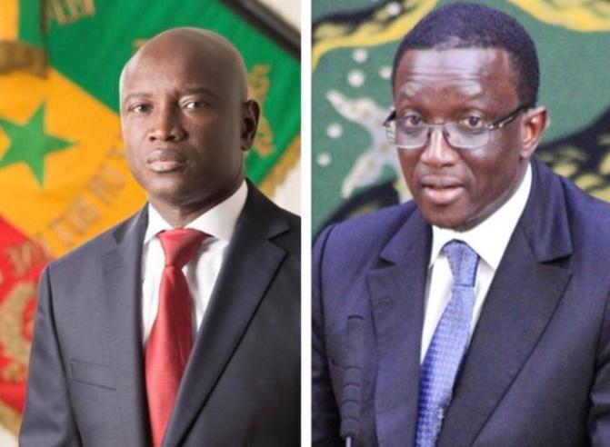 Aly Ngouille Ndiaye - Amadou Bâ: la botte secrète de Macky Sall?