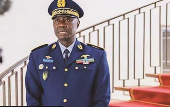 Les adieux du Cemga Général Birame Diop