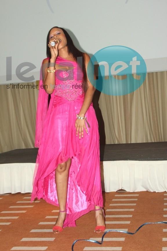 Aïda Samb étale toute sa classe avec sa sublime robe de soirée