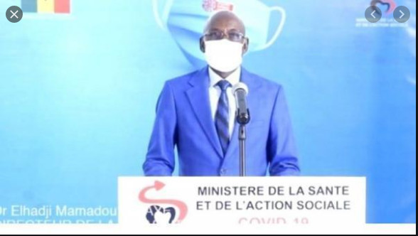 Covid-19: Le Sénégal enregistre 46 nouvelles infections et 7 décès supplémentaires