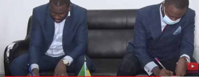 Formation des jeunes: La Nouvelle Génération Sénégalaise en Marche compte accompagner l'ONFP pour des financements supplémentaires