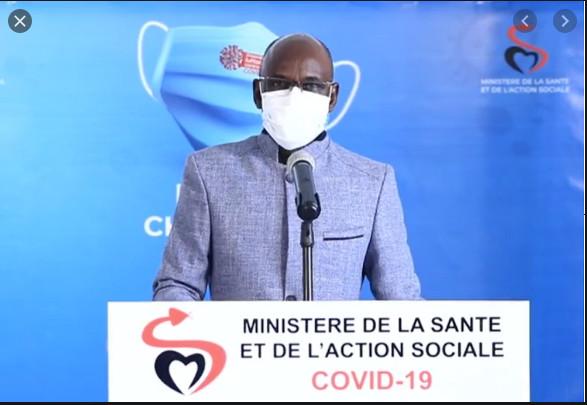 Covid-19: Le Sénégal enregistre ce mercredi 87 nouveaux cas et 02 décès