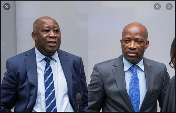 Cpi : Laurent Gbagbo et Charles Blé Goudé définitivement acquittés
