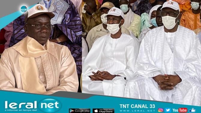 RASSEMBLEMENT DES APERISTES A PODOR: El Hadji Malick Gaye, Cheikh Oumar Anne, Abdoulaye Daouda Diallo... rassurent le président Macky Sall