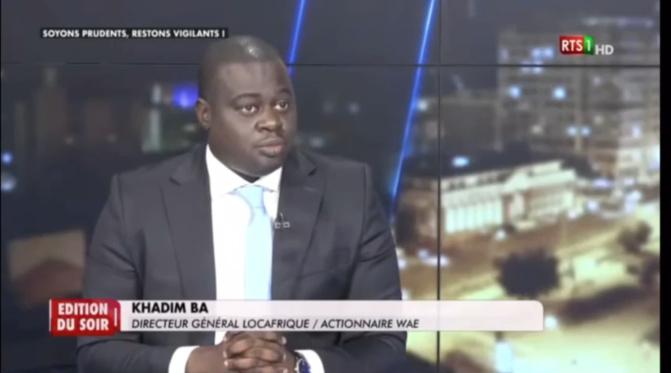 Khadim Bâ, Dg de Locafrique, invité de la RTS: « Nous avons des défis à relever »