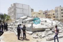 """La Dirpa dément : """"L'immeuble qui s'est effondré sur la Vdn n'appartenait pas à un haut gradé de l'Armée"""""""